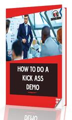 Sales eBook: How To Do A Kickass Sales Demo