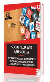 eBook: The Effect of Social Media on Sales Quota & Corporate Revenue (Research Report for B2B Companies)